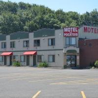 Motel Le Pocatois, hotel em La Pocatiere