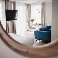 Szerokie Wody Sea & Sand Ustka – hotel w Ustce
