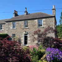 Immaculate 3-Bed House in Blair Atholl with Sky TV