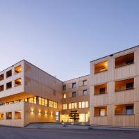 JUFA Hotel Laterns - Klangholzhus