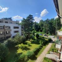 Apartament Zorzy przy Instytucie Kardiologii Anin – hotel w Warszawie