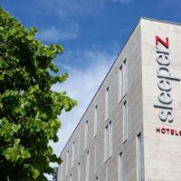 Sleeperz Hotel Cardiff, hotel in Cardiff