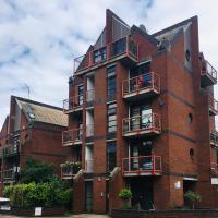 One-bedroom Rotherhithe/Bermondsey flat, Central London, UK
