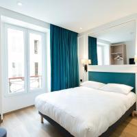 HOTEL AU COEUR DES ARTS ET METIERS
