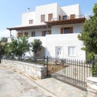 Chrysolithos Kerami Apartments, hotel in Khalkíon