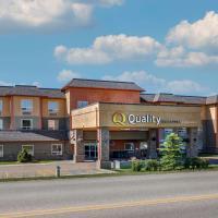 Quality Inn & Suites, hotel em Rimbey