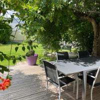Berry séjours Déols 4 chambres, hotel near Chateauroux-Centre Airport - CHR, Déols