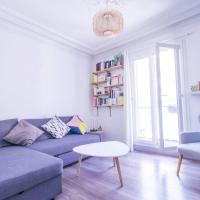 Beautiful apartment with balcony in Bastille