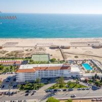 Hotel Vasco Da Gama, hotel em Monte Gordo