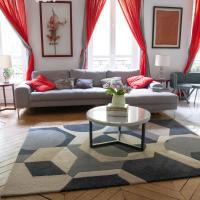 Sublime apartment near the Eiffel Tower