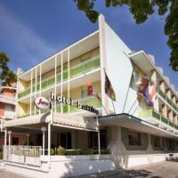 Hotel Bettina, hotell i Lido di Jesolo