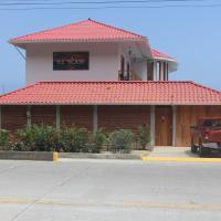 El Ocaso, hotel em Canoa