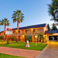 Mildura River City Motel, hotel em Mildura