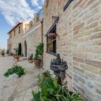 cozy colonial house in the Abruzzo hills