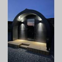 Allt Yelkie Pod 'Tri' Luxury Glamping, Earlish