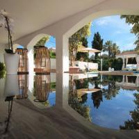 Villa Colibrí, con piscina privada para 6 personas