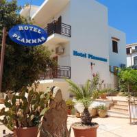 Hotel Plammas, hotell i Santa Maria Navarrese
