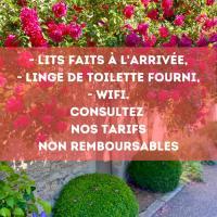 Le Lavoir aux Roses, hôtel à Chédigny