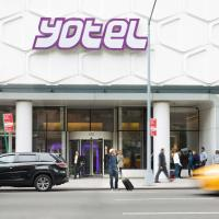 YOTEL New York Times Square, hotel in New York
