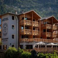 Hôtel Restaurant Le Monêtier, hôtel au Monêtier-les-Bains