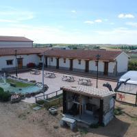 Casa Rural Teso de la Encina, hotel in Villamor de los Escuderos