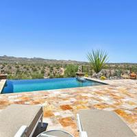 Luxury Phoenix Home with Bar and Outdoor Oasis!