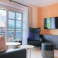 Hotel Bayerischer Hof, отель в Оберштауфене