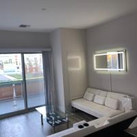 Luxurious White 2 bedroom Condo Downtown Detroit