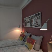 Apartment Hellanmaantie 422, hotell i Hellanmaa