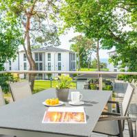 """Appartement """"Haffresidenz"""" 5-10 – hotel w pobliżu miejsca Lotnisko Heringsdorf - HDF w mieście Zirchow"""