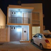 Casa-Familiar Amoblada, hotel em Manta