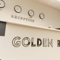 GOLDEN RING, отель в Тернополе