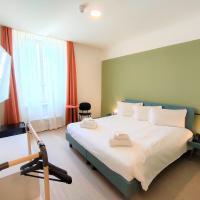 Camplus Guest Bernini Casa per Ferie, hotell i Turin