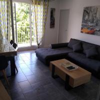 Appartement 3eme étage proche des gorges de l'Ardèche