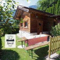 Tiny Sport base, Hotel in der Nähe vom Flughafen Innsbruck - INN, Innsbruck