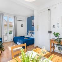Lodging Apartments Barceloneta Beach Studio 42