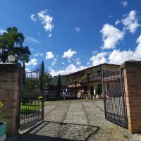 Hospedaje Rural Guadualito Jardin