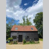 Gorgeous spacious private barn in quiet Suffolk location