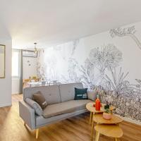 Beautiful flat with balcony in the heart of Marseille - Welkeys