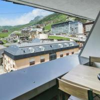 Superb flat with balcony and mountain view in La Mongie - Welkeys