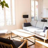 Charming bright apartment near Montparnasse