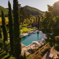 Villa di Piazzano - Small Luxury Hotels of the World, hotell i Cortona