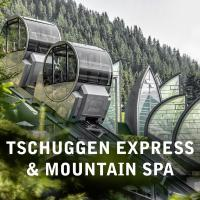 Tschuggen Grand Hotel - The Leading Hotels of the World, hotel in Arosa
