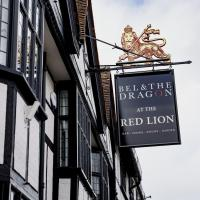 Bel and The Dragon at Red Lion Wendover