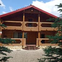 Оренда будинку - House on RIver, отель в городе Ozliiv
