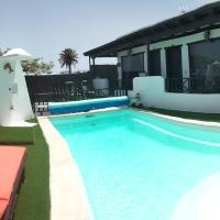 Apto. con piscina El Flamboyán 1, hotel in Teseguite