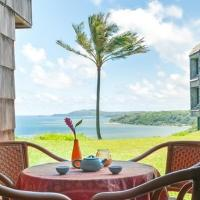 Sealodge D1- oceanfront views, nobody above you, pool, wifi & free parking