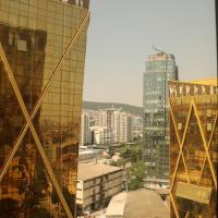 Nice big apartment with sea and city view with 2 pools B99-4