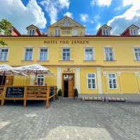 Hotel Pod Zámkem, отель в городе Вранов-над-Дийи