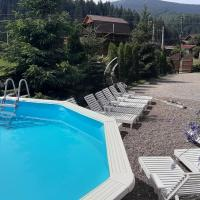 Girska Sonata Hotel & Apartments, hotel in Mykulychyn